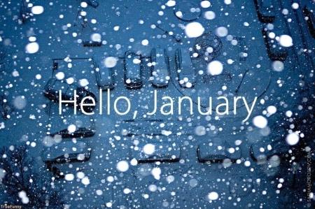 TrueFunny.com - Hello, January funny pics